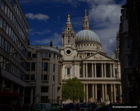 St-Pauls Cathedral