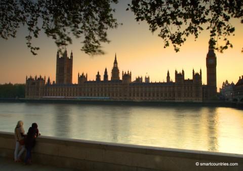 Parliament Thames