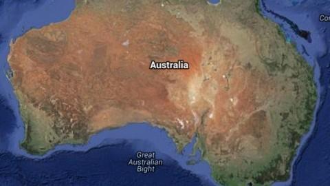 Australia Map Google.Melbourne Google Map Geographic Media