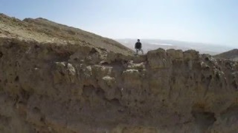 The Israel Trail Carbolet Hike Video