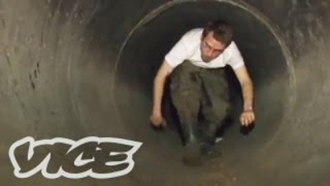 Living in the Sewers of Colombia Video