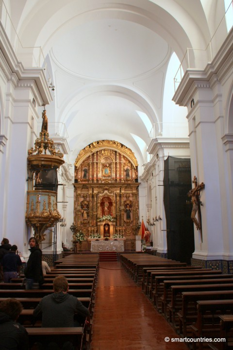 Church of Nuestra Señora del Pilar