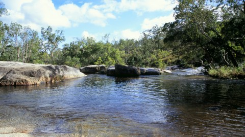 Davies Creek Pool