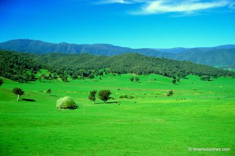 Rural Great Dividing Range