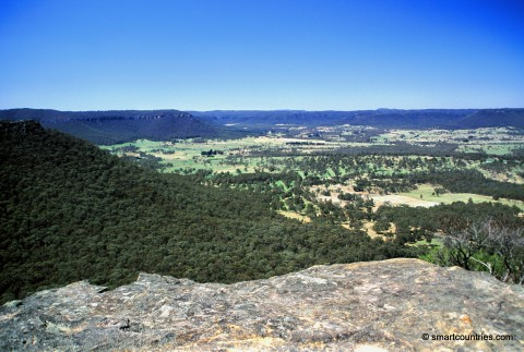 Western Blue Mountains
