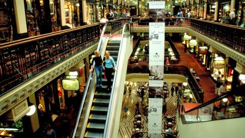 Queen Victoria Mall Sydney