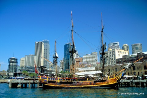 HMAS Bounty