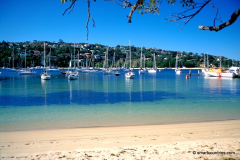 The Spit in Sydney