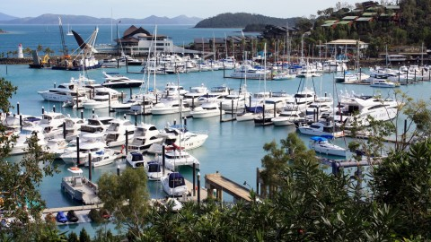 Marina & Whitsunday Passage