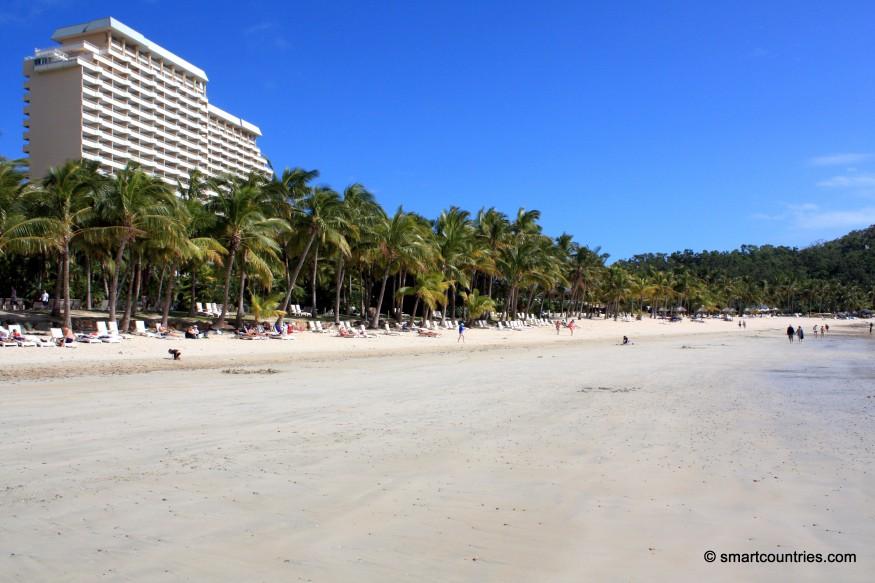 Catseye Beach & Resort Area