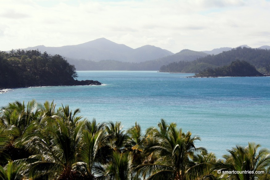 Whitsunday Island View