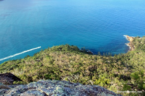 Passage Peak Coast