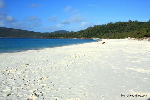 Whitehaven Beach South