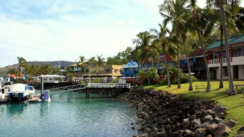 Waterfront Hamilton Island