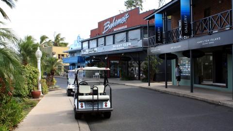 Front Street Hamilton Island