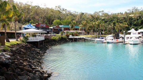 Marina View Hamilton Island