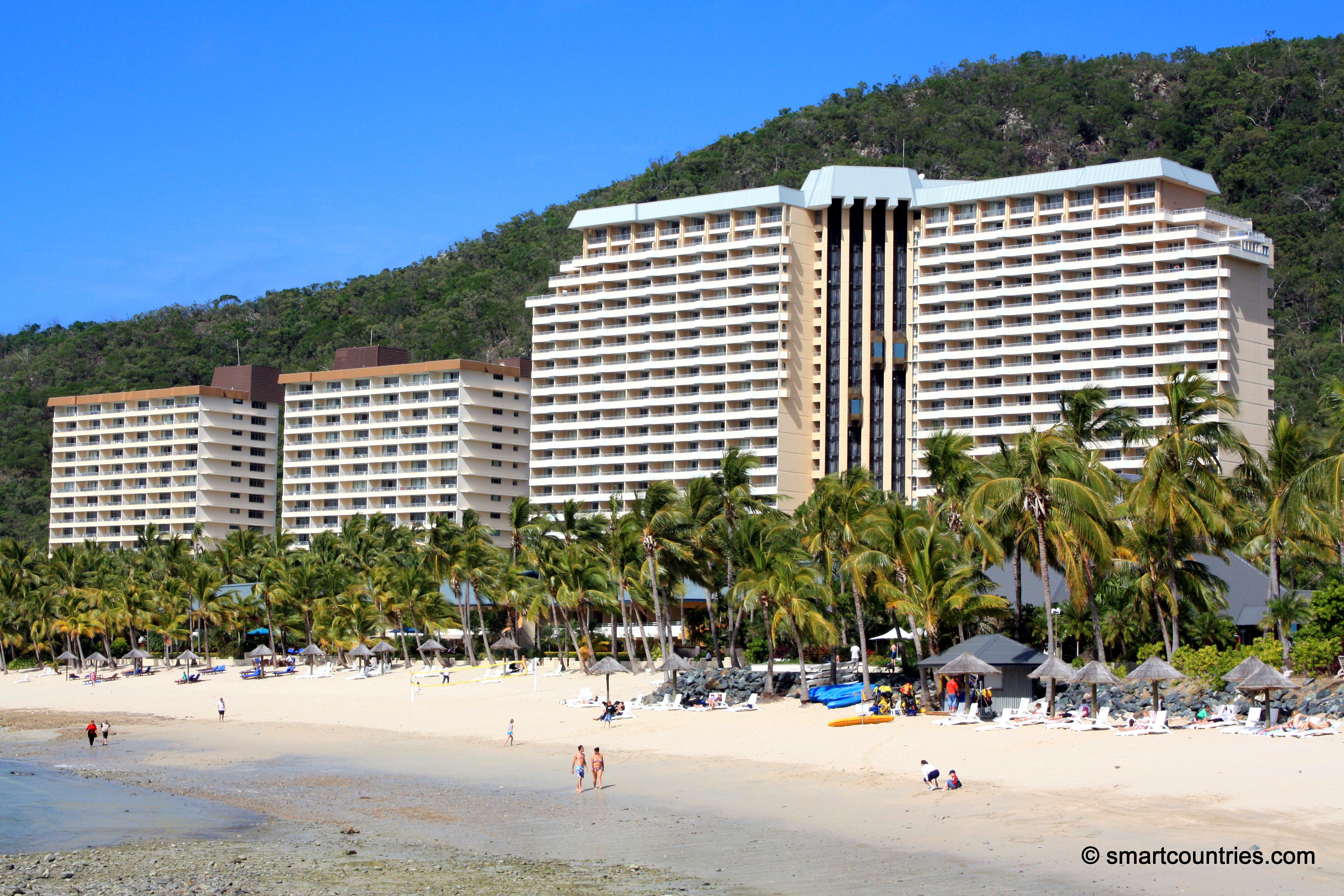 Hamilton Island Hotels | Geographic Media