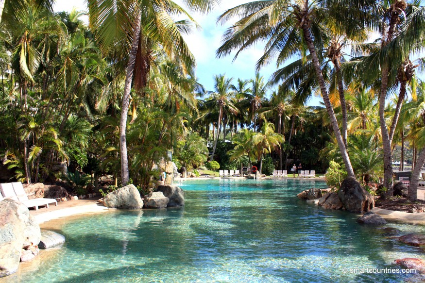 Swimming Pool Hamilton Island