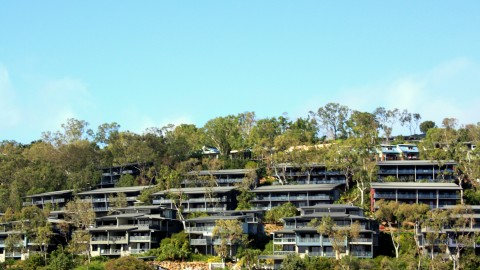 Accommodation Hamilton Island