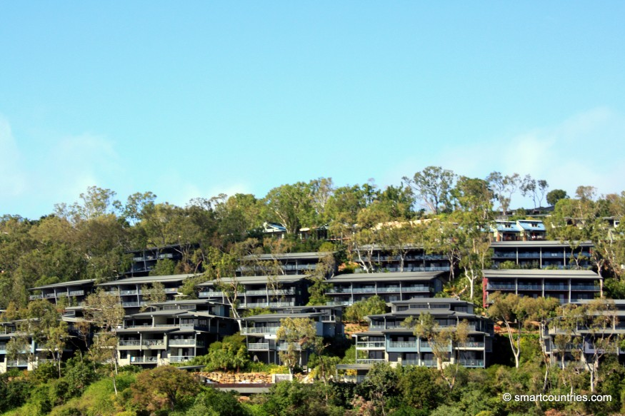 Accommodation on Hamilton Island