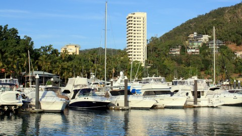 Marina & Yacht Harbour Tower