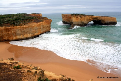 London Arch Port Campbell