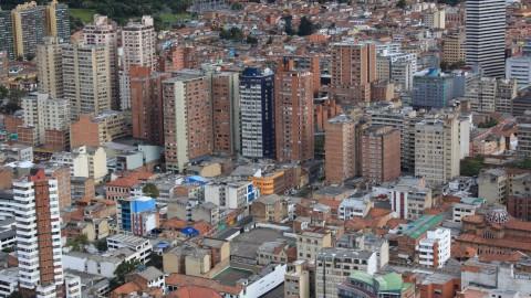 South-eastern Bogota