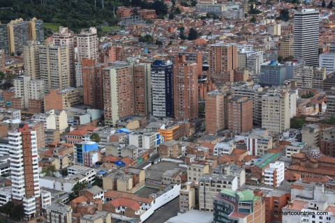 South-eastern Bogota