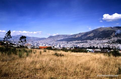 Metropolitan Park & Quito
