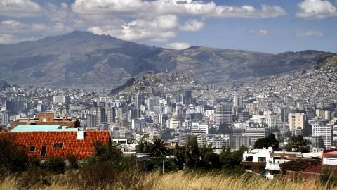 Quito & Park