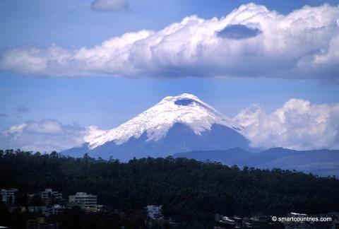 Cotopaxi Quito