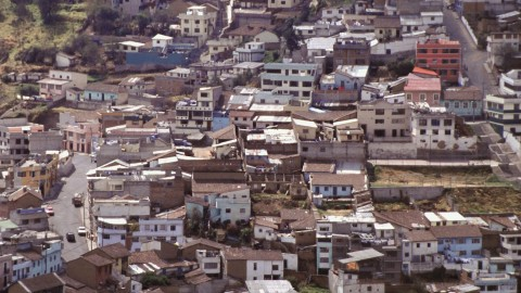 Quito Architecture