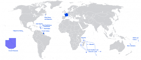 Territories of France