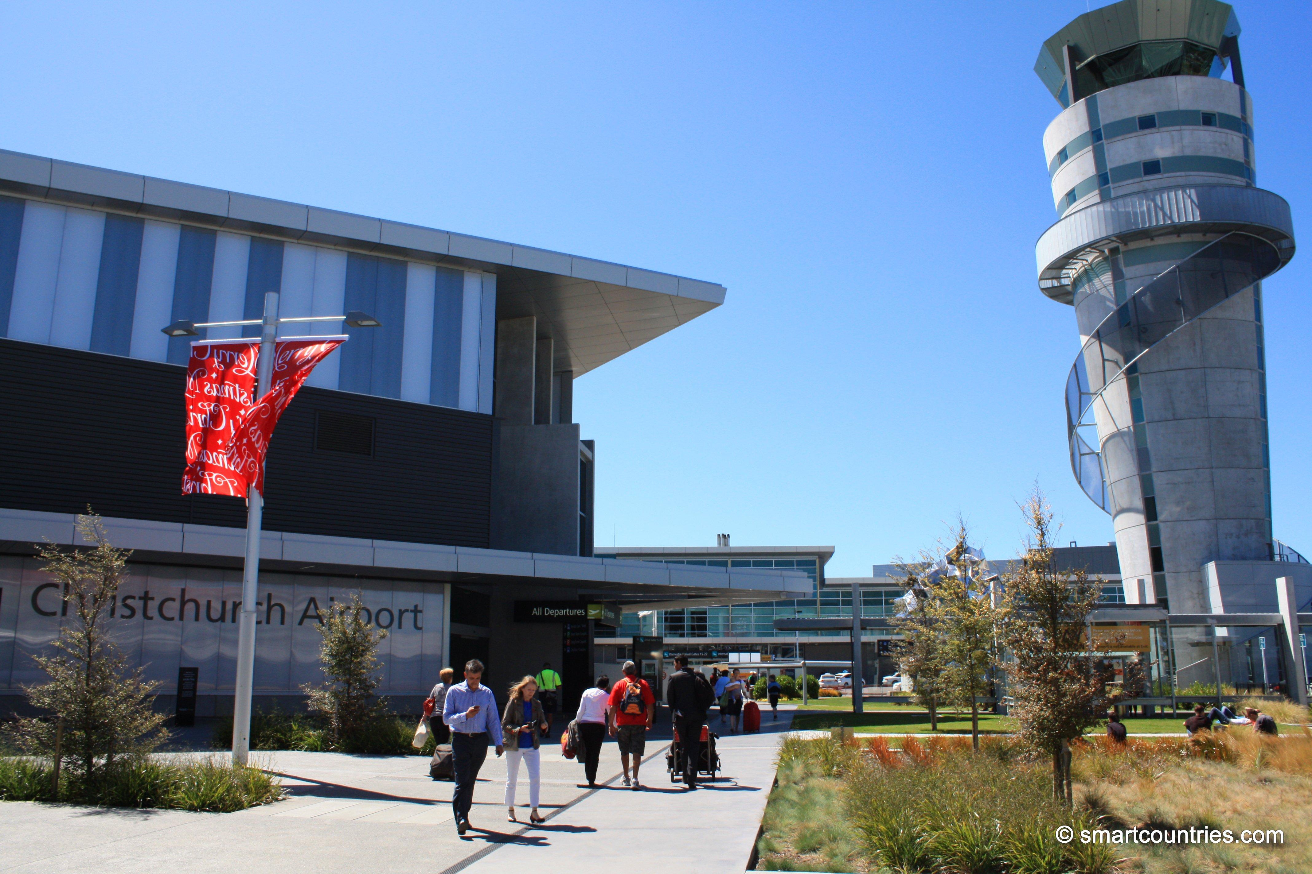 Christchurch New Zealand Twitter: Christchurch Airport