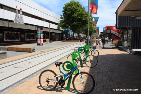 Christchurch City Mall