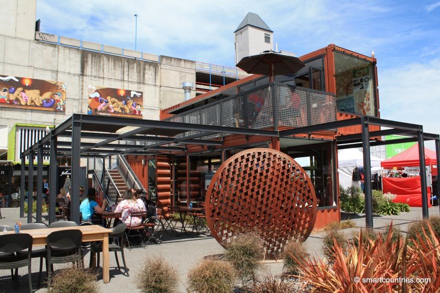 Coffee @ ReStart Christchurch