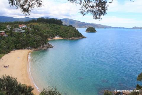 Breaker Bay Tasman