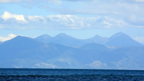 Tasman Bay & Richmond Range