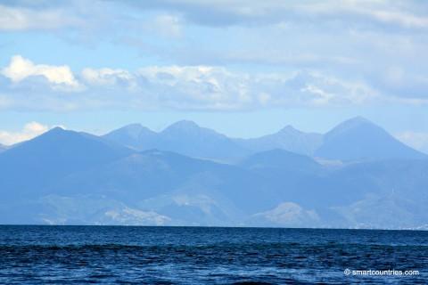 Tasman Bay & Richmond Range