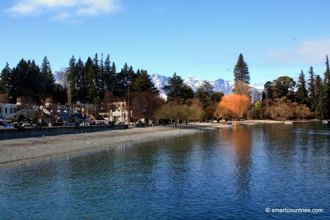 Queenstown Lake Front