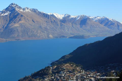 Walter Peak Queenstown