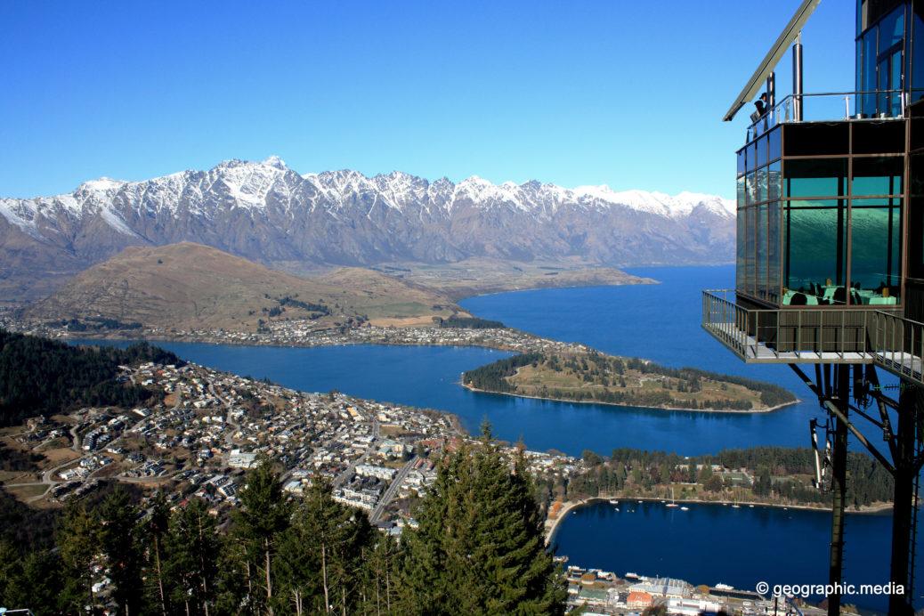 Skyline Restaurant Queenstown New Zealand