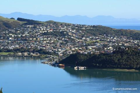 Titahi Bay and Porirua Harbour