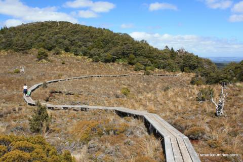 Waitonga Falls Track Mt Ruapehu