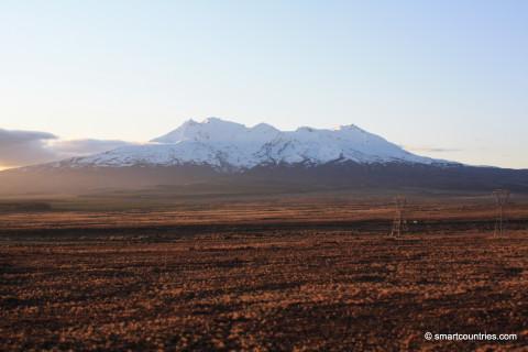 Rangipo Desert & Mount Ruapehu