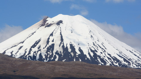 Mount Ngauruhoe View