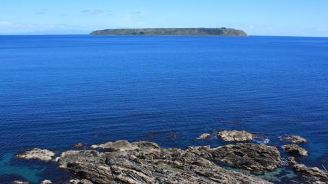 View of Mana Island